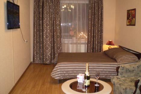 Сдается 1-комнатная квартира посуточно в Петрозаводске, ул. Владимирская, 21.