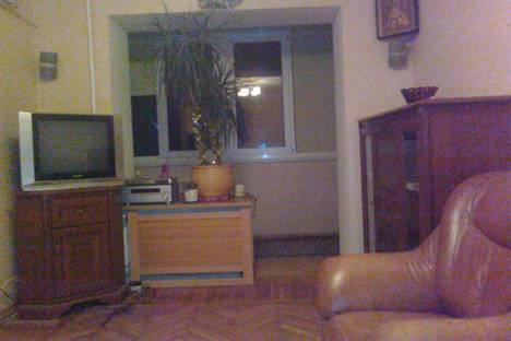 Сдается 2-комнатная квартира посуточно в Одессе, проспект Шевченко,23В.