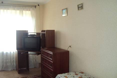 Сдается 1-комнатная квартира посуточнов Уфе, ул. Первомайская, 52.
