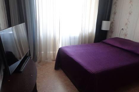 Сдается 1-комнатная квартира посуточно в Набережных Челнах, проспект Сююмбике, 95 (49 к-с).
