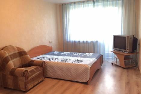 Сдается 1-комнатная квартира посуточно в Новосибирске, ул. Дмитрия Шамшурина,10.