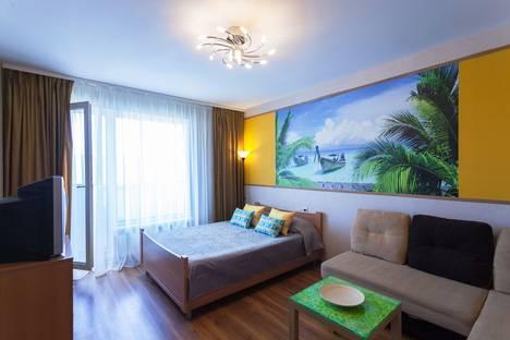Сдается 1-комнатная квартира посуточно в Санкт-Петербурге, ул. Коллонтай, 5.