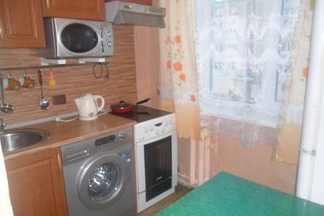 Сдается 2-комнатная квартира посуточнов Магадане, Полярная 3.