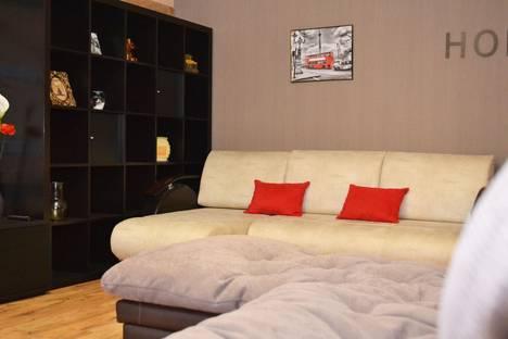 Сдается 2-комнатная квартира посуточно в Казани, ул. Четаева, 28.