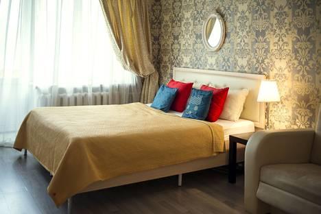 Сдается 1-комнатная квартира посуточнов Рязани, Семинарская ул., 43.
