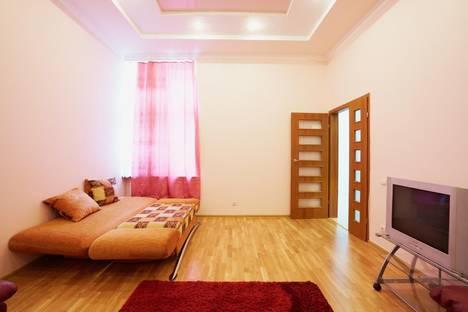 Сдается 2-комнатная квартира посуточно в Львове, Ш. Руставелли 36.