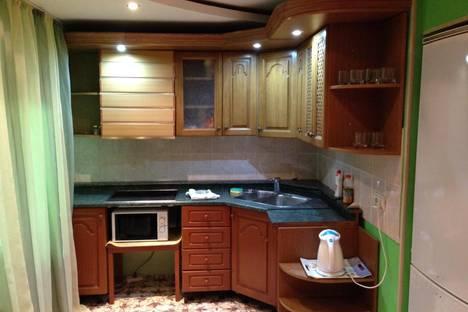 Сдается 2-комнатная квартира посуточно в Норильске, Ленинский проспект, 19.