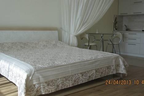 Сдается 1-комнатная квартира посуточнов Береговом, Парковая.