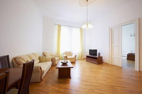 Сдается 2-комнатная квартира посуточно в Львове, Лепкого 14.