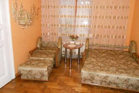Сдается 3-комнатная квартира посуточно в Львове, проспект Свободи, 35.