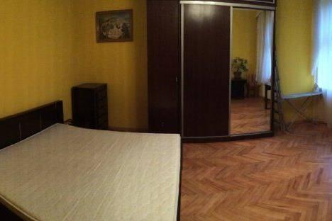 Сдается 4-комнатная квартира посуточно в Львове, вулиця Шептицьких.