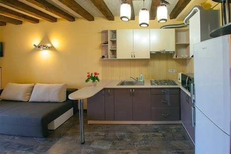 Сдается 1-комнатная квартира посуточно в Львове, Площа Ринок, 18.