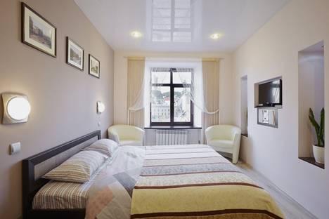Сдается 1-комнатная квартира посуточно в Львове, площадь Мицкевича,5.