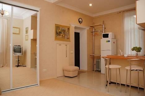 Сдается 1-комнатная квартира посуточно в Харькове, Пушкинская ул. 54.