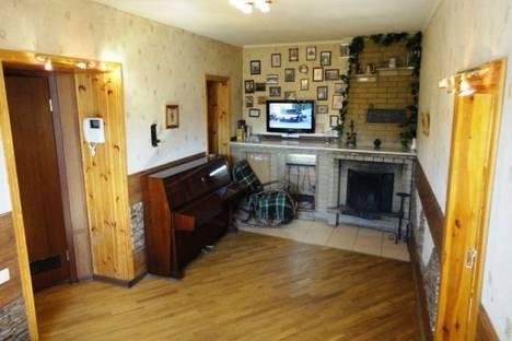 Сдается 3-комнатная квартира посуточно в Харькове, улица Каразина 4.