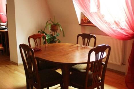 Сдается 2-комнатная квартира посуточно в Львове, вул.Лісна 14.