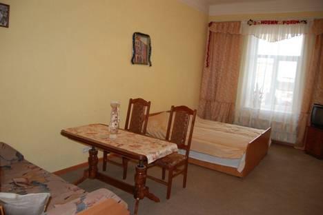 Сдается 1-комнатная квартира посуточно в Львове, Городецкая 181.