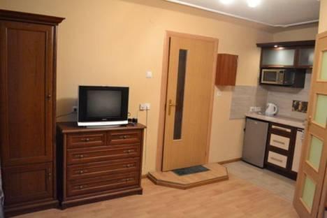 Сдается 1-комнатная квартира посуточно в Львове, Марка Вовчка 8.