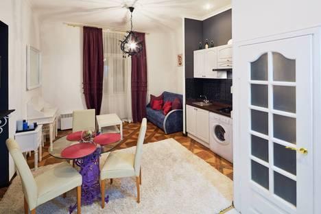 Сдается 1-комнатная квартира посуточно в Львове, Смольського,6.