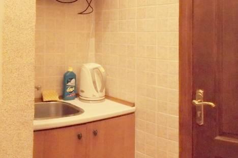 Сдается 1-комнатная квартира посуточно в Львове, Вербицького 13.