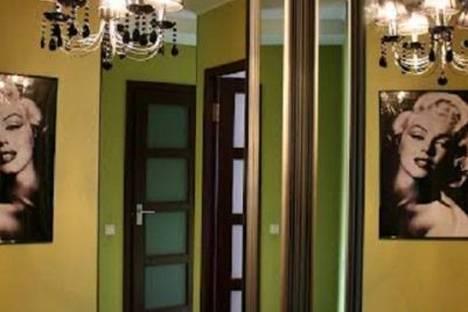 Сдается 2-комнатная квартира посуточно в Харькове, просп. Победы 60.