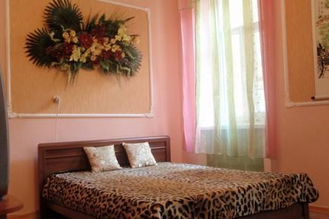 Сдается 1-комнатная квартира посуточно в Львове, пл.Святого Теодора.