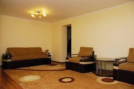 Сдается 3-комнатная квартира посуточно в Львове, ул. Кобылянской 8.