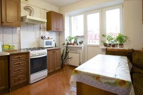 Сдается 2-комнатная квартира посуточно в Львове, улица Генерала Чупринки 134.