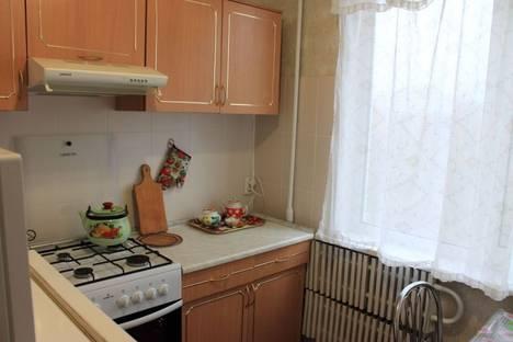 Сдается 1-комнатная квартира посуточно в Харькове, ул. Блюхера 18.