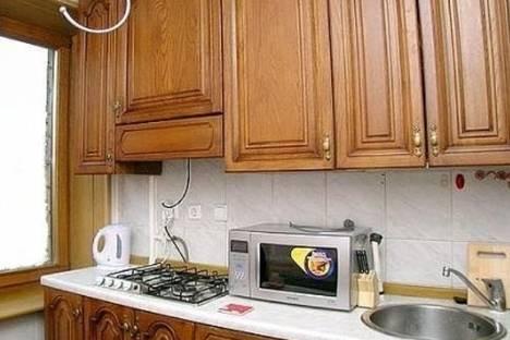 Сдается 3-комнатная квартира посуточно в Львове, ул. Марко Вовчок 4.