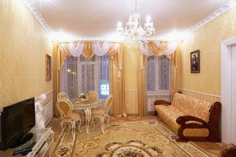 Сдается 2-комнатная квартира посуточно в Львове, Дж.Дудаева 12.