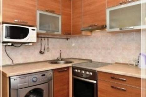 Сдается 1-комнатная квартира посуточно в Харькове, пер. 23-го Августа 39.