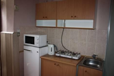 Сдается 1-комнатная квартира посуточно в Львове, ул. Сечевых Стрельцов 10.