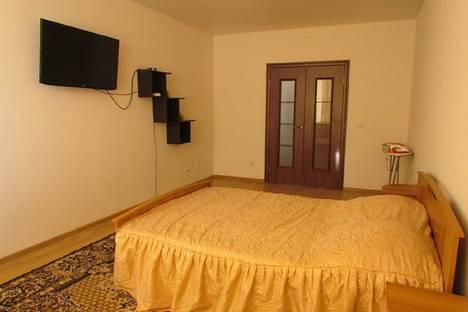 Сдается 1-комнатная квартира посуточнов Тюмени, Заречный проезд, 43.