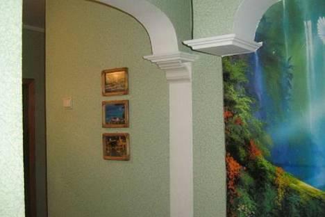 Сдается 1-комнатная квартира посуточнов Андреевке, ул. Героев Подводников 12.