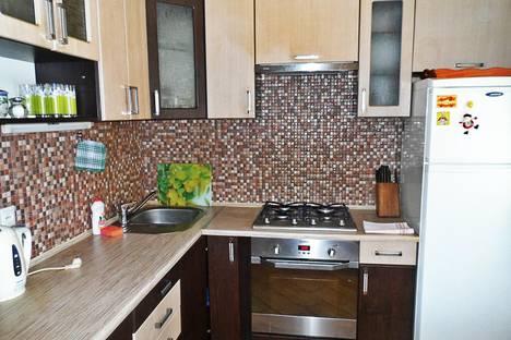 Сдается 1-комнатная квартира посуточно в Харькове, Лебединская улица 1.