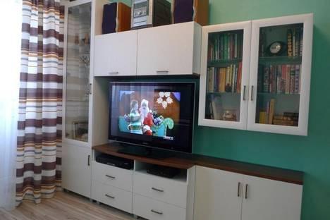 Сдается 2-комнатная квартира посуточно в Львове, улица Павла Ковжуна 12.