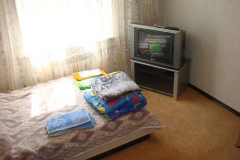 Сдается 1-комнатная квартира посуточно в Харькове, Державинская ул. 13.