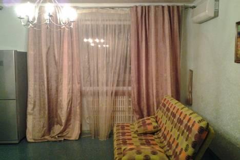 Сдается 1-комнатная квартира посуточно в Харькове, улица Матюшенко 3.