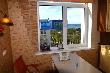 Сдается 2-комнатная квартира посуточнов Каче, Щитовая улица 24а.