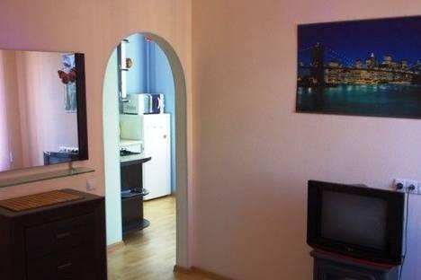 Сдается 2-комнатная квартира посуточно в Харькове, просп. Ленина 19.
