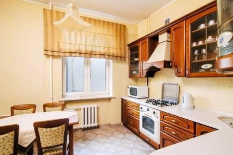 Сдается 3-комнатная квартира посуточно в Львове, Фурманская улица 10.