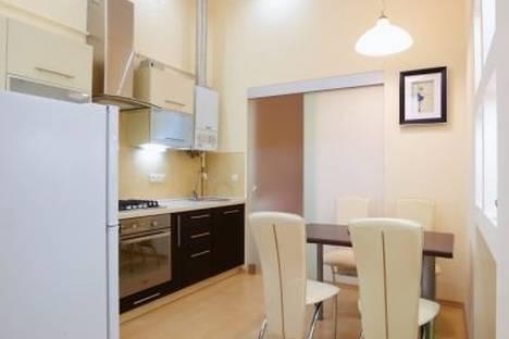 Сдается 1-комнатная квартира посуточно в Львове, ул. Тадеуша Костюшко 5.