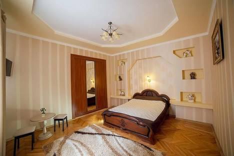 Сдается 1-комнатная квартира посуточно в Львове, ул.Городоцкая,43.