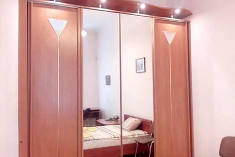 Сдается 1-комнатная квартира посуточно в Львове, ул. Саксаганского 7.