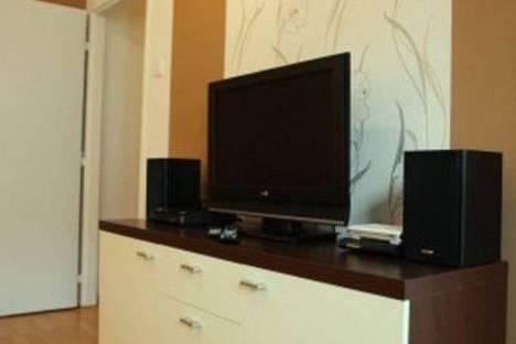 Сдается 1-комнатная квартира посуточно в Львове, улица Кошица 8.