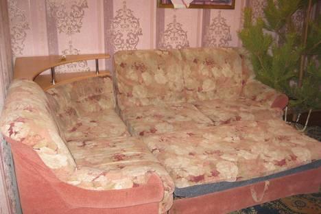 Сдается 2-комнатная квартира посуточнов Кургане, Красина 25.