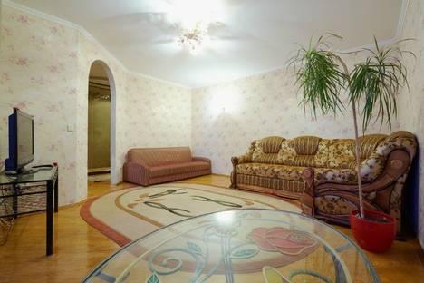 Сдается 1-комнатная квартира посуточно в Львове, улица Княгини Ольги 5.