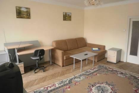 Сдается 1-комнатная квартира посуточно в Львове, пл. Князя Ярослава Осмомысла 9.