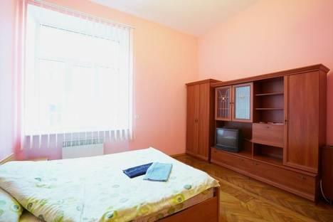 Сдается 1-комнатная квартира посуточно в Львове, ул. Костомарова 16.